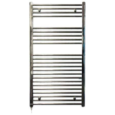 ATC Ladder Style 300W Electric Towel Radiator 1100 x 500 Chrome | TRC1100-500-ELE300