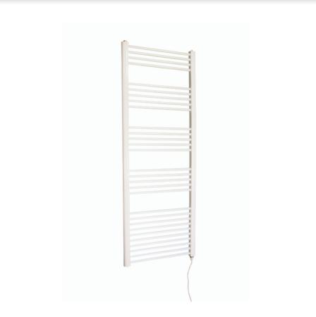 ATC Ladder Style 300W Electric Towel Radiator 800 x 500 White | TRW800-500-ELE300
