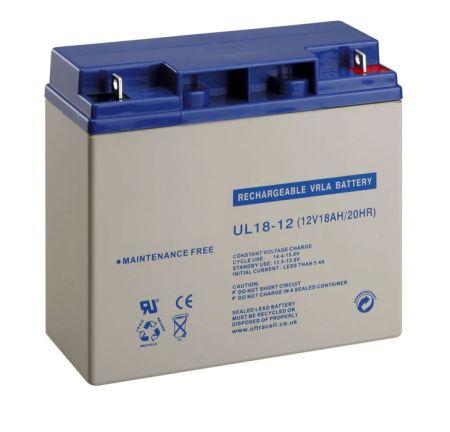 ESP Fireline 12v Back Up Batteries for Fire Alarm Control Panels