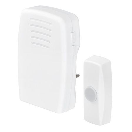 Masterplug Plug-In 30m Door Chime | BDCPL30