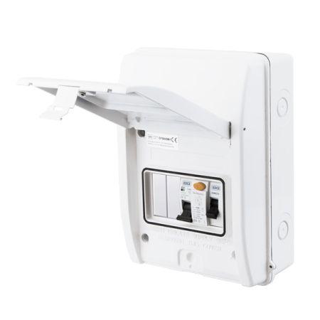 BG Shower Kit IP65 Enclosure | CFSHOW1