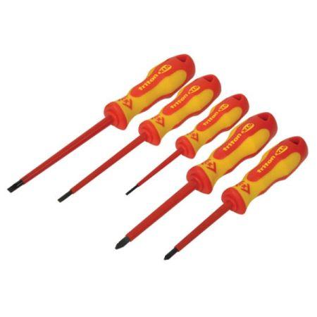 CK Tools 1000V Insulated Screwdriver Set T4729