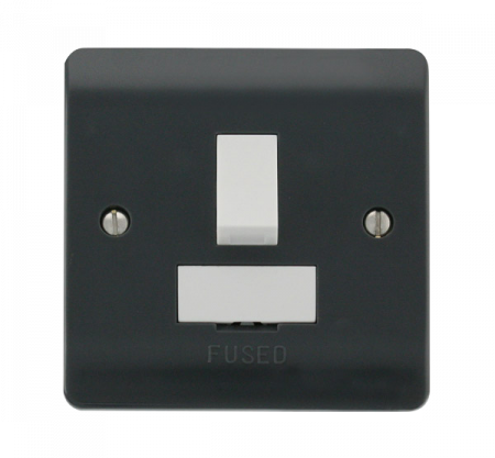 Click Mode Part M 13A Switched Fused Connection Unit   CMA651AG