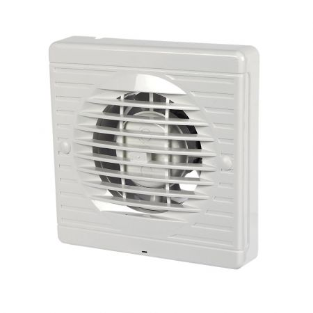 Core Products by Alert Electrical 4-inch Extractor Fan C/w Humidty | CP100H