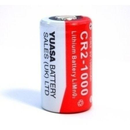 Yuasa High Capacity CR2 3V 1000mAh Lithium Battery | CR2