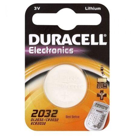 Duracell CR2032 3Volt Lithium Battery