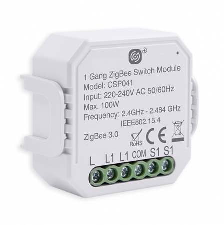 Click Smart Plus 1 Gang Smart Switching Receiver | CSP041