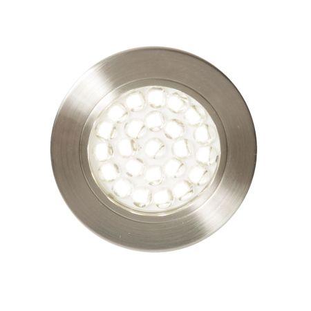 Culina Pozza Cool White LED Recessed Cabinet Light CUL-21624