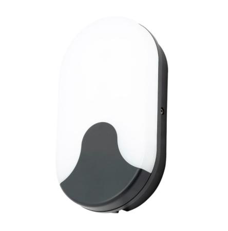 Coast Turus IP65 15w LED Oval Bulkhead Colour Temperature Selectable