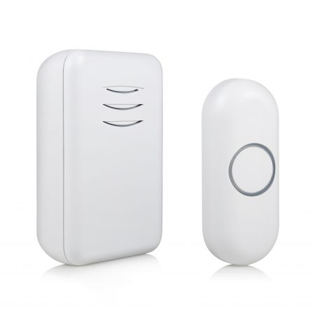 Byron DBY-22311 150m Wireless Doorbell with Portable Chime   DBY-22311