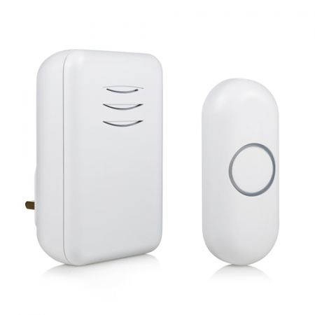 Byron DBY-22312UK 150m Wireless Doorbell with Plug in Chime   DBY-22312UK