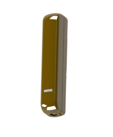 Scantronic Compact Wireless Shock & Movement Detector Brown| DET-RS-B