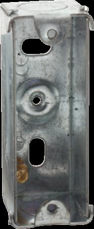 Deta 27mm Architrave Metal Back Box