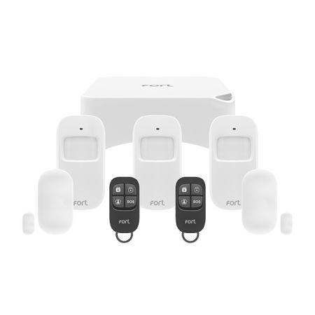 ESP Fort Smart Wireless Security Alarm KIT 3   ECSPK3