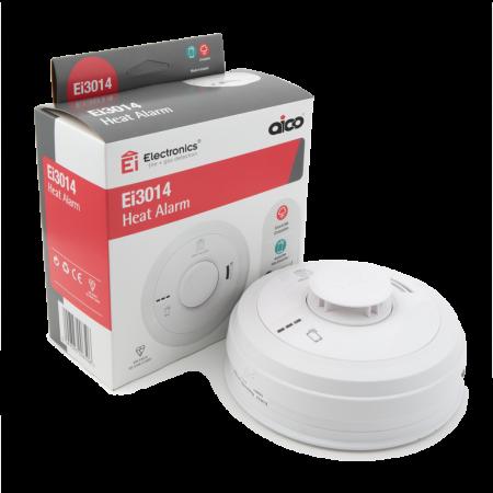 Aico 3000 Series Heat Alarm | Ei3014