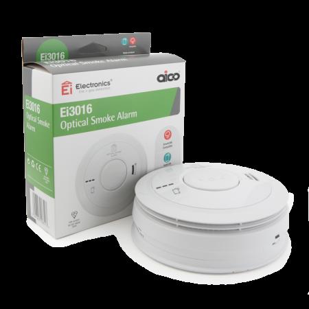 Aico 3000 Series Optical Smoke Alarm | Ei3016