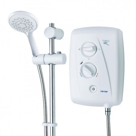 Triton T80Z Fast Fit Electric Shower 8.5kW | SP8008ZFF