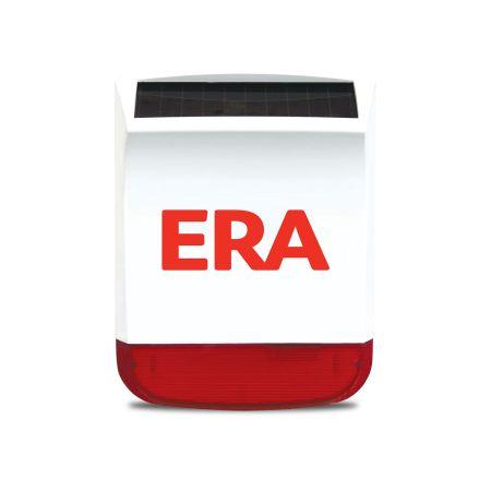 ERA Solar Charged Wireless External Siren for ERA Alarm Systems ESS260R