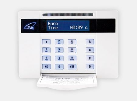 Pyronix Contemporary Euro Proximity Keypad   EUR-068