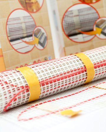 Ezemat 160w 2sqm Underfloor Heating Mat 487379