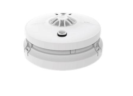 FireAngel Mains Powered Heat Alarm & Push Fit Base HW1-PF-T