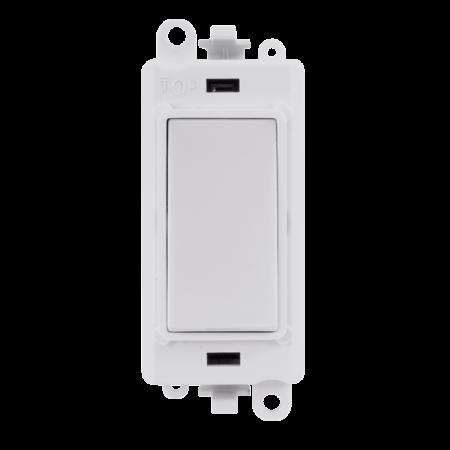 Click GRIDPRO 20A 1 Way Switch White | GM2001PW