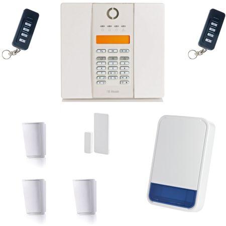 Visonic PowerMaster GTX Compact Wireless Alarm System 0-103777