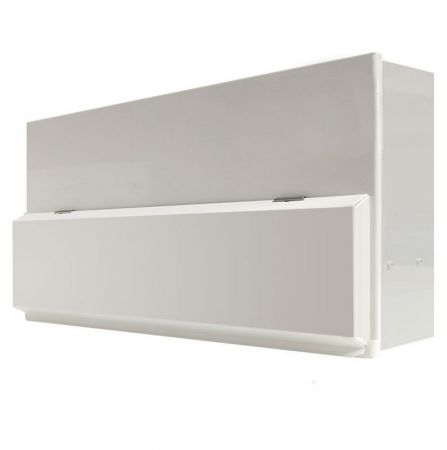 Hager 10 Way High Integrity Consumer Unit & Surge Protection (Round Knockouts) | VML910CUSPDRK