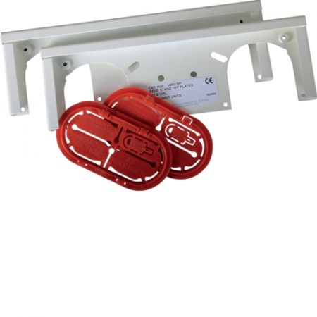 Hager AMD3 Consumer Unit Rear Stand Off Plate VM01SP