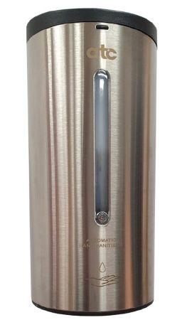 ATC Dahlia Stainless Steel Automatic Wall Mounted Hand Sanitiser Dispenser | HANDSU