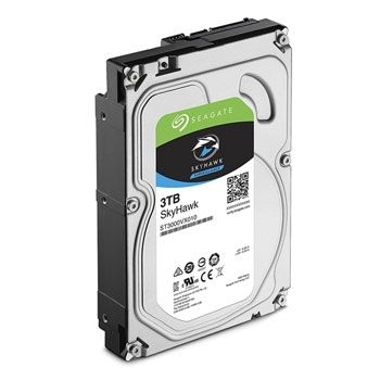 Seagate SkyHawk Surveillance 3TB Hard Drive for DVR and NVR CCTV Systems