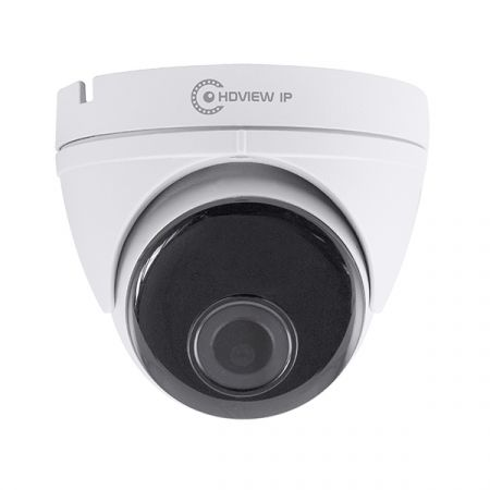ESP HDVIEW IP White 3.6mm Lens 5MP 1920p Resolution IP Dome Camera | HDVIPC36FDW