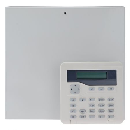Scantronic i-onG2SM Grade 2 Expandable 10 Zone Burglar Alarm Control Panel | i-onG2SM