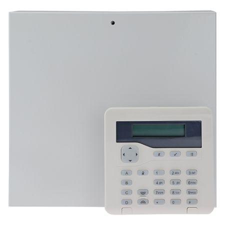 Scantronic I-ON 10 Zone Alarm Control Panel & KEY-KP01 Prox Keypad | I-ON10-KP