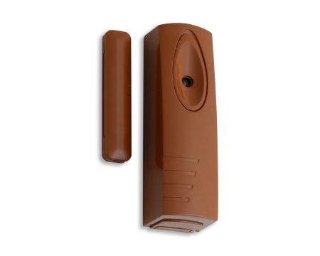 Texecom Impaq SC Wired Shock and Contact Brown AEK-0002