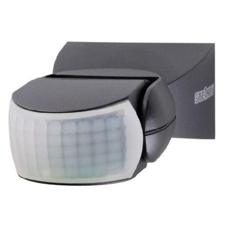 Steinel IS1 Lighting PIR Motion Detector Black