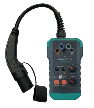 Kewtech EVSE Testing Adapter | KEWEVSE