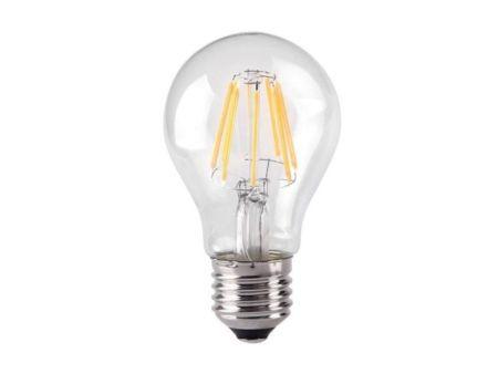 Kosnic 7w LED Filament GLS Clear Lamp ES/E27 2700K KFLM07GLSE27-CLR