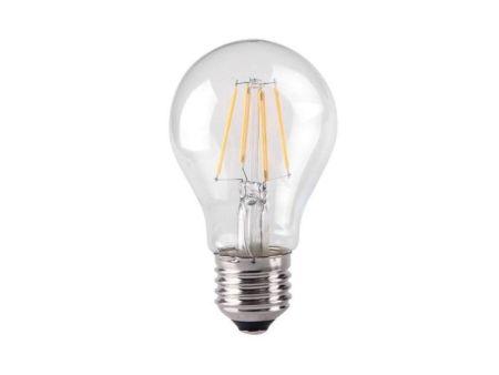 Kosnic 4.5w LED Filament GLS Clear Lamp ES/E27 2700K KFLM4.5GLSE27-CLR