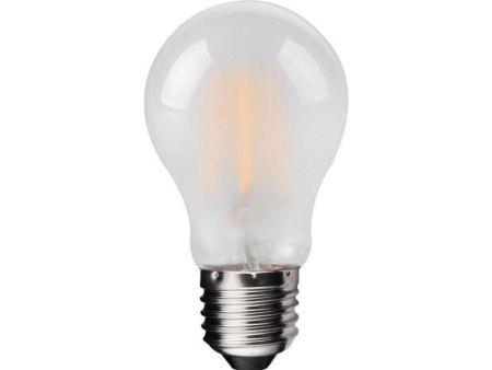 Kosnic 4.5w LED Filament GLS Frosted Lamp ES/E27 2700K KFLM4.5GLSE27-FRS