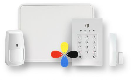 Honeywell Total Connect Wireless Alarm Starter Kit | KIT-TCBOX-A