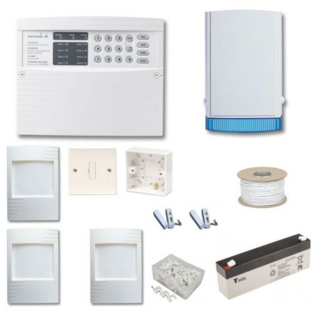 Texecom Veritas 8 Burglar Alarm Kit