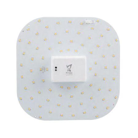 Kosnic 12w LED 2D 4Pin Dusk to Dawn Sensor GR10q Lamp KLED12DTD