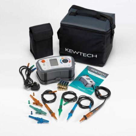 Kewtech KT65DL Digital 8-in-1 Multifunction Tester   KT65DL