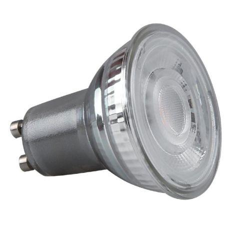 Kosnic Tec II 5.5w Dimmable LED GU10 Lamp Daylight White KTEC5.5DIM/GU10-S65