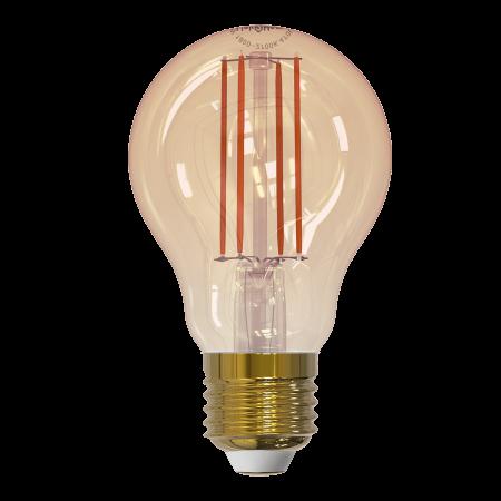Link2Home E27 5.5W Wi-Fi LED Gold Filament Smart Light Bulb | L2HFE276W