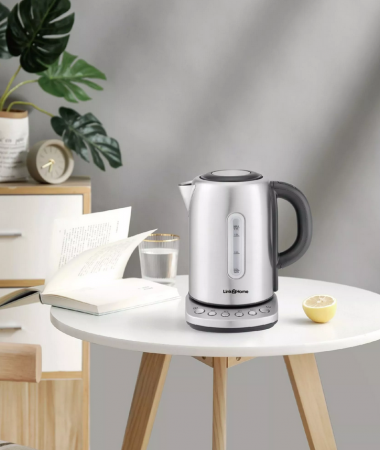 Link2Home WiFi Smart Kettle with Voice Control | L2H-SMARTKETTLE