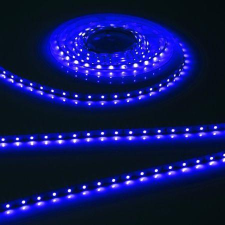 Knightsbridge LEDFN12B 12V IP20 Blue LED Flex Strip 5 Metres