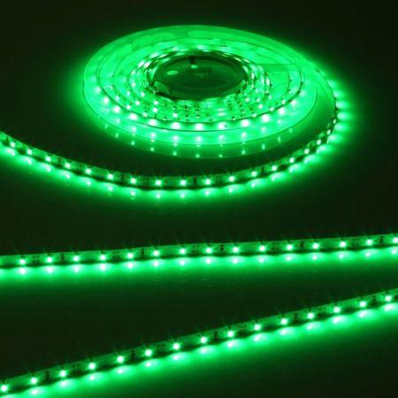 Knightsbridge LEDFN12G 12V IP20 Green LED Flex Strip 5 Metres