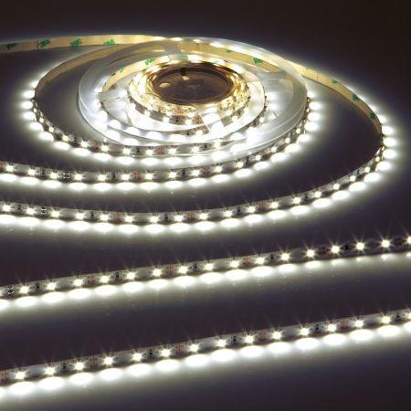 Knightsbridge LEDFN12DL 12V IP20 LED Flex Strip 5 Metres Daylight White 6500K